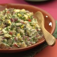 creamy potato salad recipe eatingwell