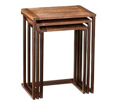 nesting tables ikea canada nesting side tables ikea stackable  with  nesting table ikea hack tablemission style oak nesting end tables  stackable plastic end tables like this  from littlelakebaseballcom