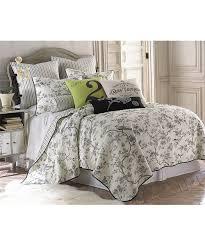 Bird Duvet Covers Levtex Home Black U0026 White Floral Bird Quilt Set Zulily
