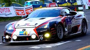 lexus lfa nur race car