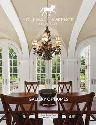 houlihan lawrence gallery of homes spring 2016 by houlihan