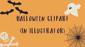 halloweenclipart how to create halloween clipart in illustrator lindsey slutz