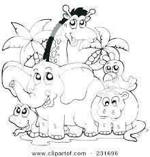zoo coloring pages preschool coloring page animals zoo coloring pages zoo animals coloring page
