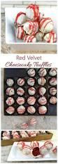 red velvet cheesecake truffles recipes just 4u