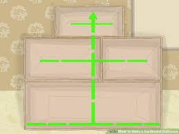 How To Make A Cardboard Chair 3 Ways To Make A Cardboard Dollhouse Wikihow
