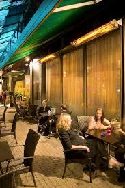 restaurant patio heater wall mounted infrared patio heater electric alfresco alpina