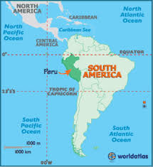 Blank World Map With Equator And Tropics by Map Of South America South America Countries Rough Guides Highly