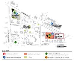 Unm Campus Map Types Of Permits Parking U0026 Transportation Services The