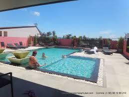 hotel piscine dans la chambre 2 chambres dernier etage vue mer dans un hotel appartement avec