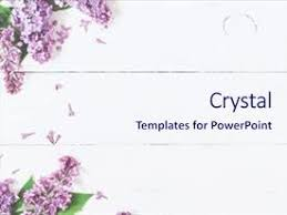 flower powerpoint templates crystalgraphics