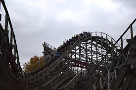 Six Flags Stl Six Flags St Louis Freeze Tacular California Coaster Kings