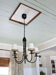 installing a ceiling medallion video hgtv