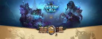 Decks Hearthstone July 2017 by New Expansion Name U0026 Graphic Leak Knights Of The Frozen Throne