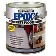 oleum epoxy shield concrete floor paint