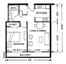 one bedroom apartment plan 1 bedroom apartment blueprints latest bestapartment 2018