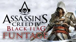 Ac4 Black Flag Assassin U0027s Creed 4 Black Flag Funtage Ac4 Funny Moments