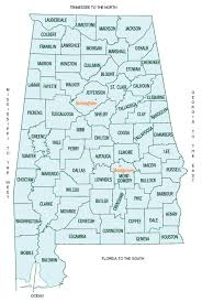 County Map Of Alabama Alabama Birmingham Office Ghmr Sales Representatives For Concast Inc