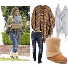 ugg patten sale hilary duff polyvore