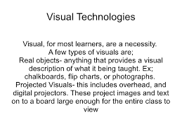 What Is A Visual Resume Audio Visual Learning