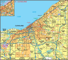Washington State Road Map by Pages 2011 2014 Ohio Transportation Map Archive