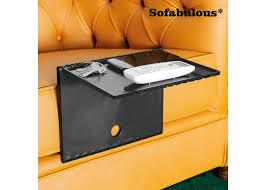 plateau pour canapé plateau range accessoires pour canapé cadeau casa shopping