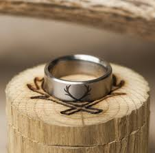 hand engraved rings images Custom engraved hand engraved rings staghead designs design jpg