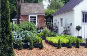 Potager Garden Layout Potager Garden Style Combining Edible Flowering Plants In The