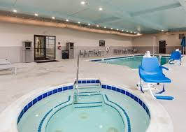 Interior Swimming Pool Houses Hampton Inn White House Hotel