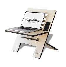 Schreibtisch Hoch Steh Schreibtisch Höhenverstellbar Standsome Worklifestyle
