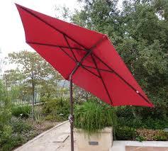 Umbrella Pole Extender by Amazon Com 7 5ft Aluminum Market Umbrella Crank U0026 Tilt Color