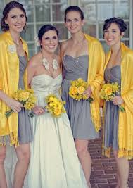Canary Yellow Dresses For Weddings 70 Grey And Yellow Wedding Ideas For Spring And Summer Weddings