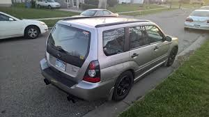 subaru forester exhaust long term review 2006 subaru forester