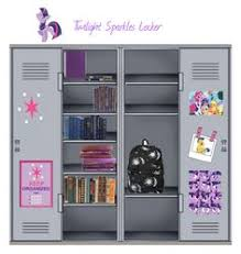 pinkiepie u0027s locker