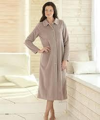 robe chambre polaire robe de chambre polaire femme avec fermeture eclair femme fermeture
