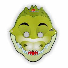 mask template printable dinosaur template paper crafts for