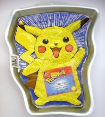 wilton halloween cake pans new wilton nintendo pokemon pikachu cake pan mold w insert