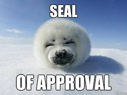 Yay Meme - alternate seal of approval weknowmemes generator