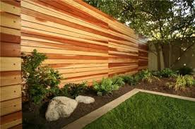 modern fence pictures and ideas