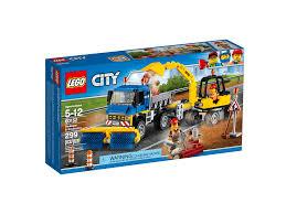 excavator halloween costume lego city sweeper u0026 excavator 60152