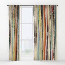 Retro Curtains Retro Window Curtains Society6