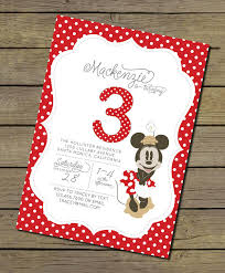 awesome minnie mouse invitation template u2013 21 free psd vector