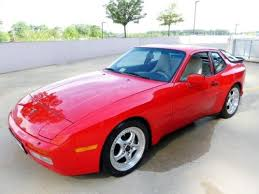 porsche 944 turbo price 1989 porsche 944 turbo with 28 500 german cars for sale