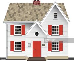 two storey house two storey house vector getty images