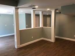 the finished basement remodel u2014 on the level home improvement blog