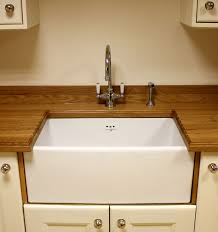Belfast Sink In Bathroom How To Choose Sinks And Taps For Solid Oak Kitchens Part 1 Sinks