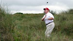 spends thanksgiving afternoon at golf club thehill