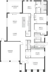 72 best our floorplans images on pinterest design design home the ashdale floorplan from the weeks and macklin homes display series weeksmacklinhomes floorplan house planswestern