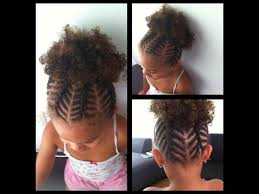 natural hair styles for 1 year olds 20 best coiffures pour les fillettes images on pinterest children