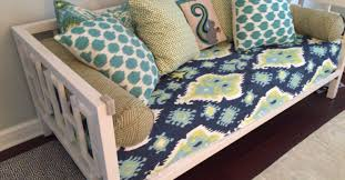 daybed day bed tutorialpart two amazing daybed cushion day bed