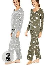 ladies pyjamas womens pyjamas